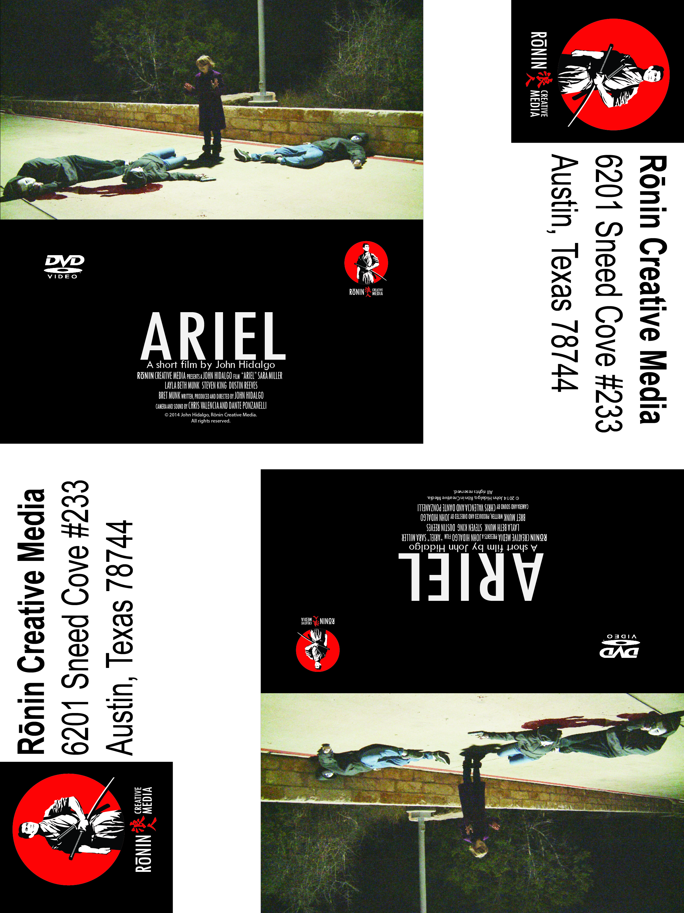 Ariel Label