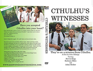 Cthulhu's Witnesses DVD Cover