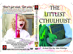 The Littlest Cthulhuist DVD Cover
